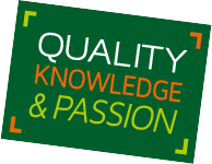 Quality Knowledge & Passion